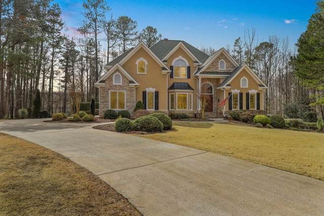 810 Smokey Way, Peachtree City, GA 30269 (MLS #6849087) :: Good Living Real Estate
