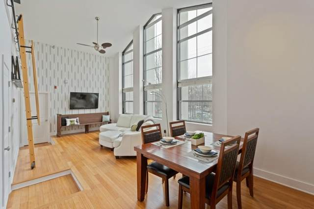 985 Ponce De Leon Avenue NE #401, Atlanta, GA 30306 (MLS #6849092) :: Good Living Real Estate