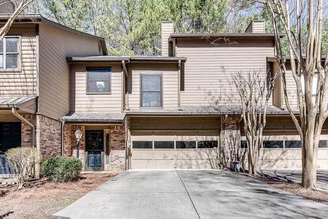 1831 D Youville Lane #1831, Brookhaven, GA 30341 (MLS #6849132) :: The Gurley Team