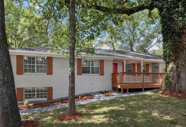 1320 Cunningham Road SW, Marietta, GA 30008 (MLS #6849136) :: Kennesaw Life Real Estate