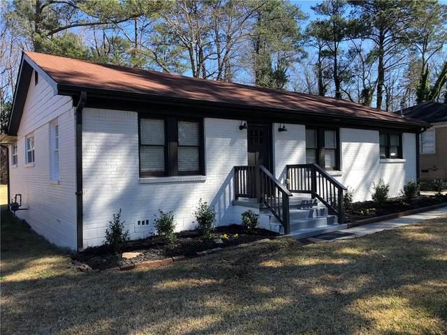 2496 Plantation Drive, East Point, GA 30344 (MLS #6849145) :: The Cowan Connection Team