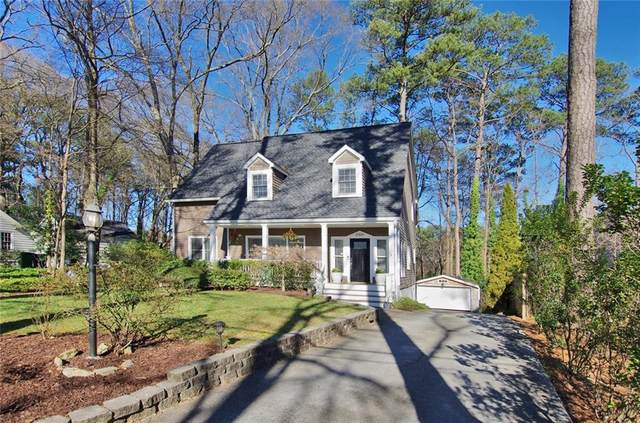 2325 Pine Grove Drive NW, Atlanta, GA 30318 (MLS #6849150) :: Dillard and Company Realty Group