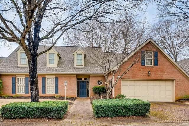 240 Tenth Fairway, Roswell, GA 30076 (MLS #6849172) :: Scott Fine Homes at Keller Williams First Atlanta