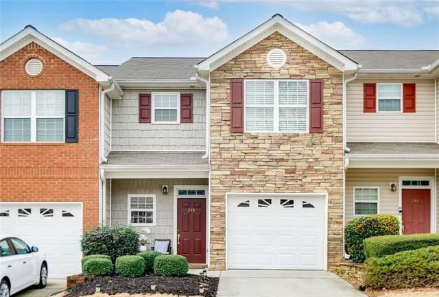 246 Derby Court #246, Acworth, GA 30102 (MLS #6849182) :: 515 Life Real Estate Company