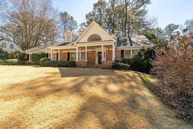 1551 Mason Mill Road NE, Atlanta, GA 30329 (MLS #6849184) :: The Cowan Connection Team