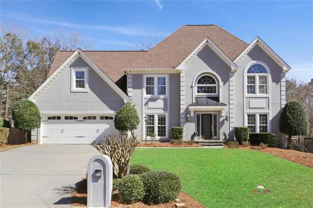 3925 Spalding Bluff Drive, Peachtree Corners, GA 30092 (MLS #6849201) :: North Atlanta Home Team