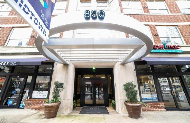 800 Peachtree Street NE #8505, Atlanta, GA 30308 (MLS #6849203) :: The Cowan Connection Team