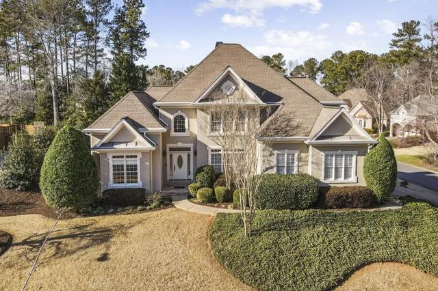 1411 Downington Overlook NW, Acworth, GA 30101 (MLS #6849208) :: The Butler/Swayne Team