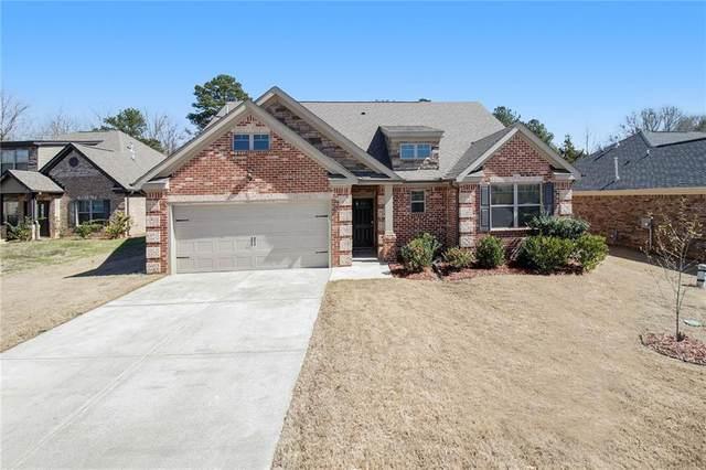 3213 Alhambra Circle, Hampton, GA 30228 (MLS #6849217) :: North Atlanta Home Team