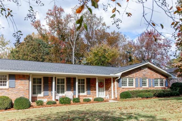246 Angla Drive SE, Smyrna, GA 30082 (MLS #6849252) :: Rock River Realty