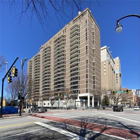 620 Peachtree Street NE #816, Atlanta, GA 30308 (MLS #6849259) :: RE/MAX Prestige