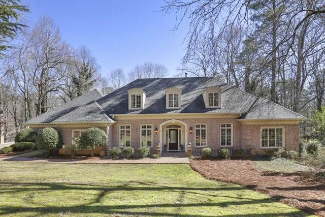 4415 Northside Chase NW, Atlanta, GA 30327 (MLS #6849269) :: The Butler/Swayne Team