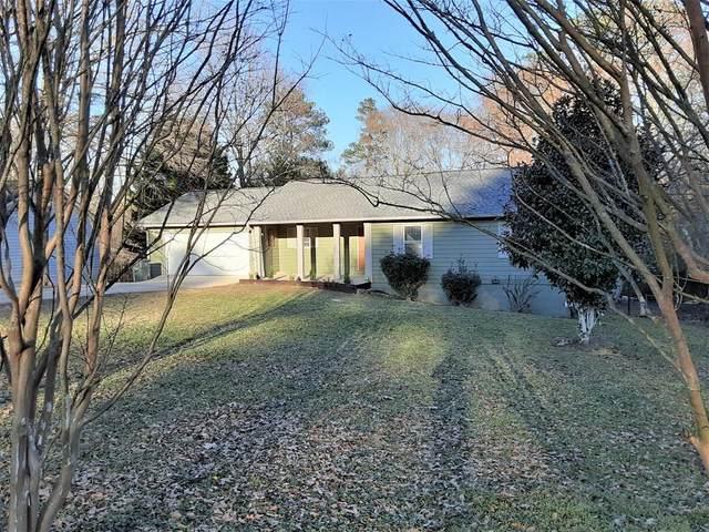 3795 Sunny Hill Drive, Loganville, GA 30052 (MLS #6849272) :: Todd Lemoine Team