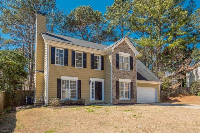 7202 Meadow Gate Way, Woodstock, GA 30189 (MLS #6849274) :: The Realty Queen & Team