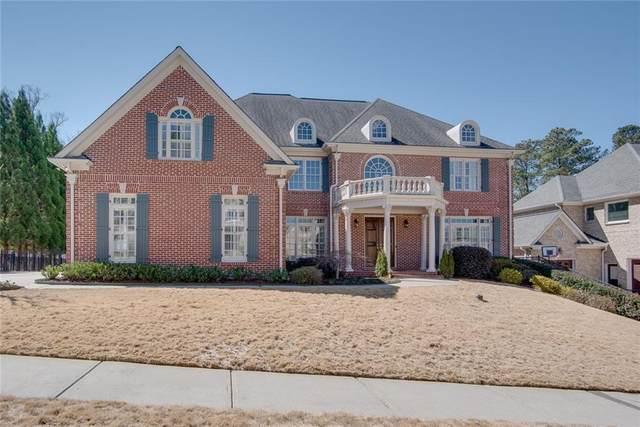 2485 Oak Grove Estates NE, Atlanta, GA 30345 (MLS #6849299) :: The Zac Team @ RE/MAX Metro Atlanta