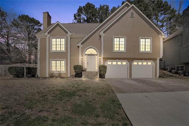 736 Jamie Way NE, Woodstock, GA 30188 (MLS #6849324) :: The Zac Team @ RE/MAX Metro Atlanta