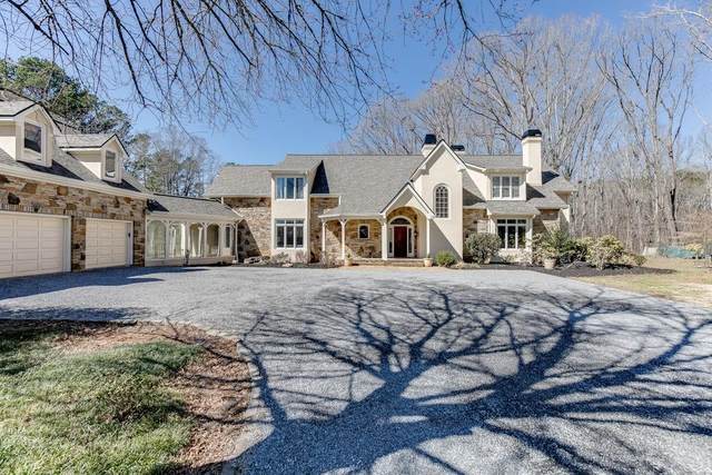 116 Long Shadows Drive, Alpharetta, GA 30004 (MLS #6849329) :: Path & Post Real Estate