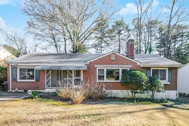 2283 Wineleas Road, Decatur, GA 30033 (MLS #6849330) :: North Atlanta Home Team