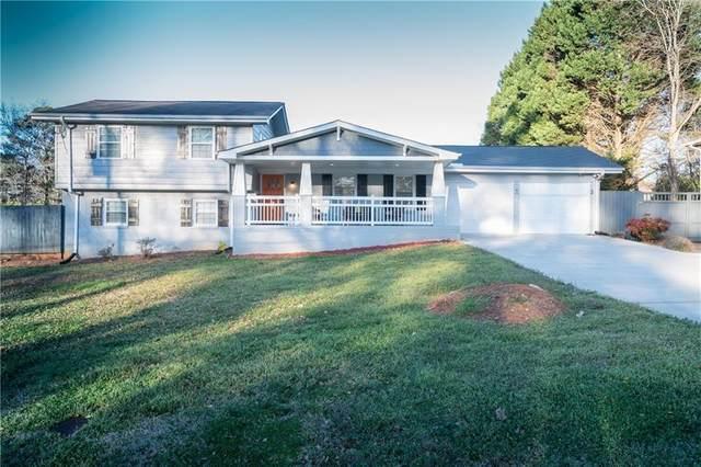 214 Killian Hill Road NW, Lilburn, GA 30047 (MLS #6849347) :: North Atlanta Home Team