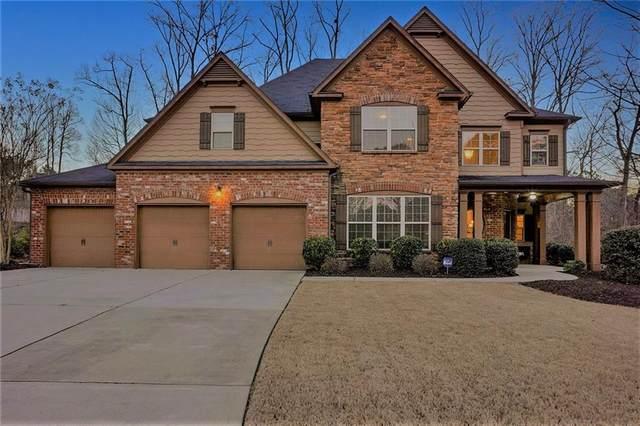 414 Lakestone Drive, Woodstock, GA 30188 (MLS #6849353) :: Dillard and Company Realty Group