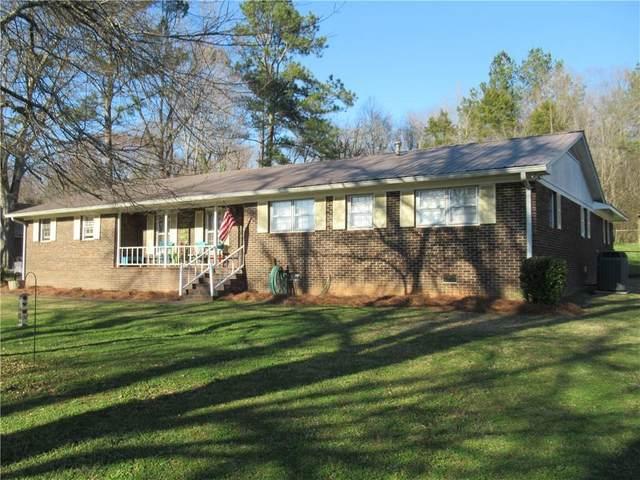 671 Antioch Road, Cedartown, GA 30125 (MLS #6849358) :: Rock River Realty