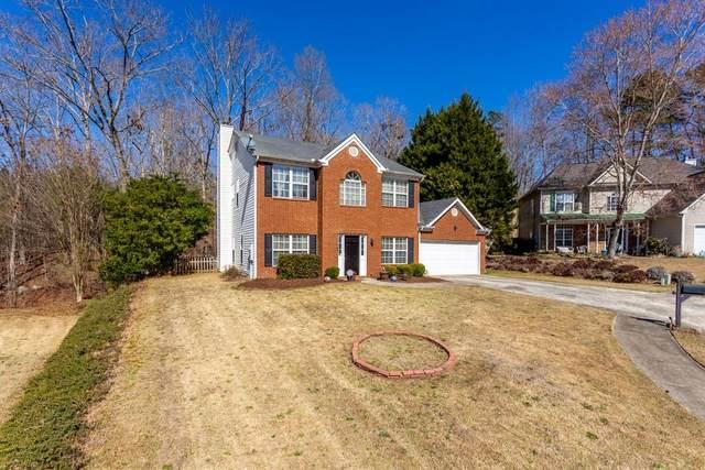 828 Pond View Court, Sugar Hill, GA 30518 (MLS #6849376) :: North Atlanta Home Team