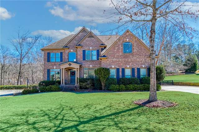 602 Davenport Place, Canton, GA 30115 (MLS #6849387) :: Path & Post Real Estate
