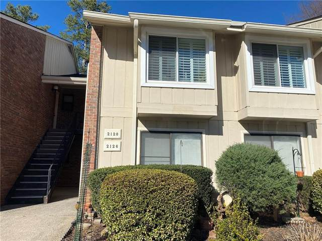2126 Palmyra Drive SE, Marietta, GA 30067 (MLS #6849393) :: Kennesaw Life Real Estate