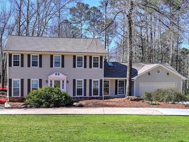 3690 Clubland Drive, Marietta, GA 30068 (MLS #6849401) :: Scott Fine Homes at Keller Williams First Atlanta