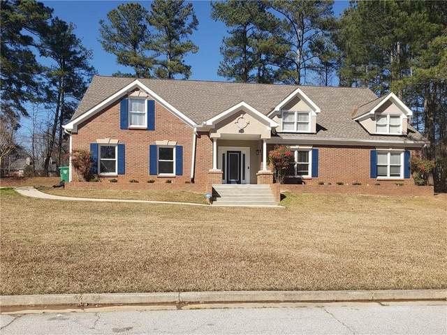 6126 Lakeview Overlook Drive, Lithonia, GA 30038 (MLS #6849417) :: The Gurley Team