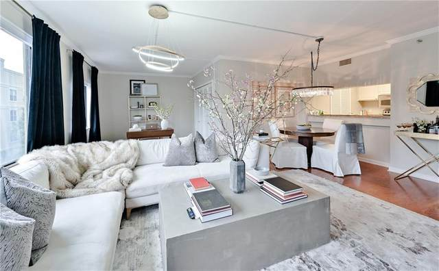3481 Lakeside Drive NE #808, Atlanta, GA 30326 (MLS #6849429) :: Good Living Real Estate