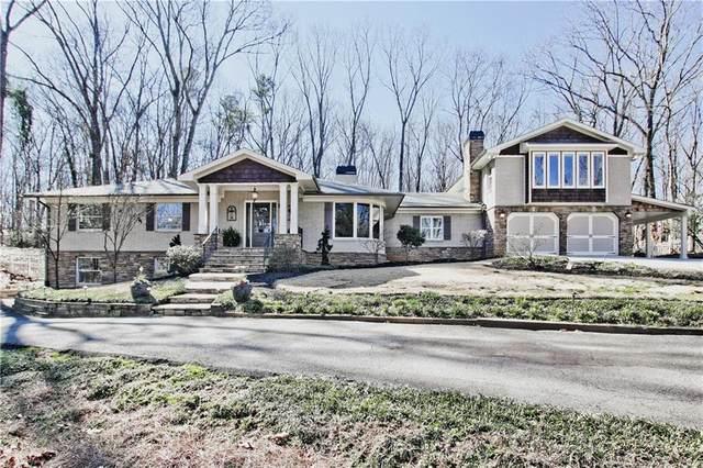 940 Jones Road, Roswell, GA 30075 (MLS #6849440) :: Scott Fine Homes at Keller Williams First Atlanta