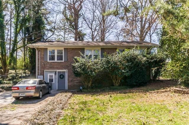 2399 Lakewood Drive NW, Kennesaw, GA 30152 (MLS #6849451) :: Path & Post Real Estate