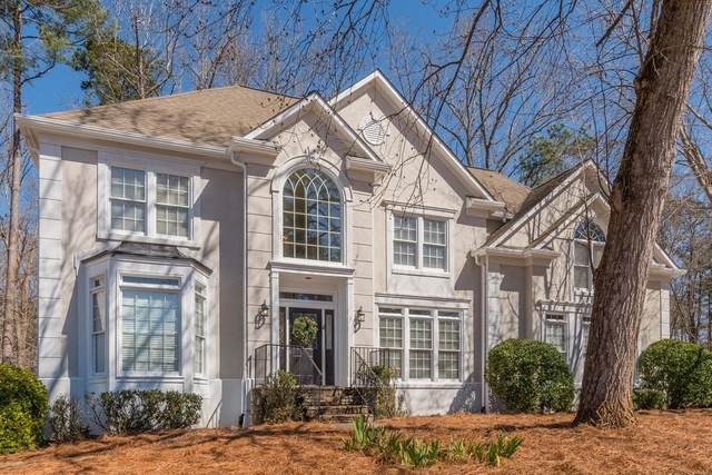 6254 Poplar Bluff Circle, Peachtree Corners, GA 30092 (MLS #6849454) :: North Atlanta Home Team