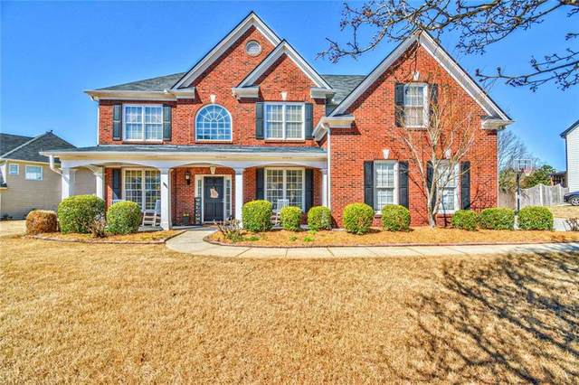 1021 Jordan Road, Dacula, GA 30019 (MLS #6849466) :: North Atlanta Home Team