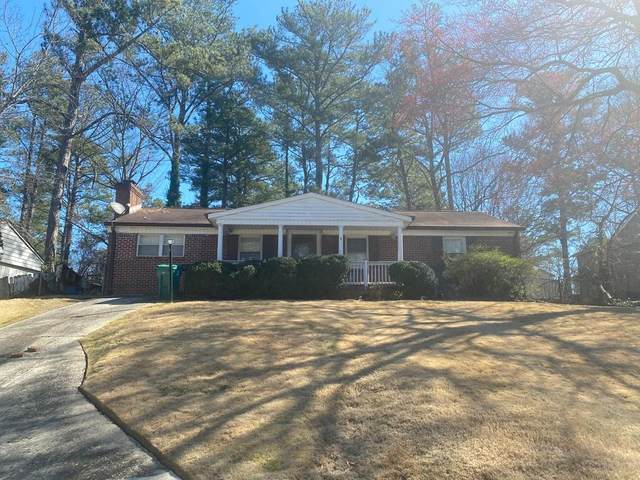 2503 Spring Drive SE, Smyrna, GA 30080 (MLS #6849468) :: Dillard and Company Realty Group