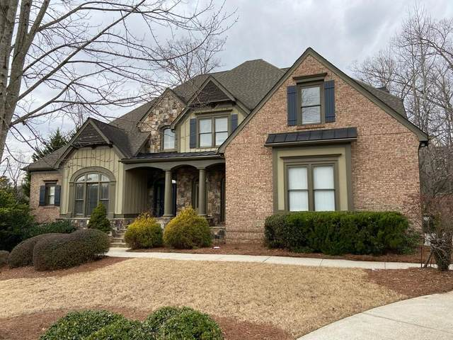 3398 Binghurst Road, Suwanee, GA 30024 (MLS #6849470) :: The Realty Queen & Team