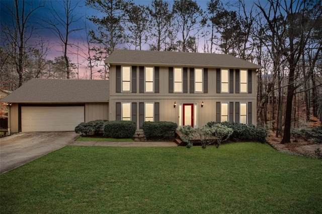 670 Branch Valley Court, Roswell, GA 30076 (MLS #6849476) :: Path & Post Real Estate