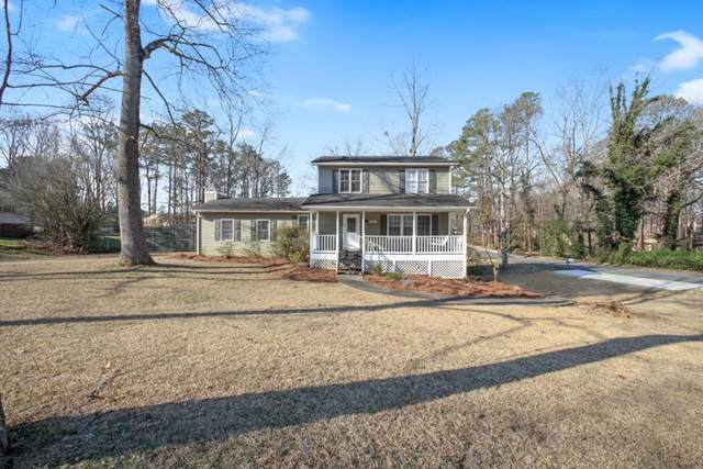 1741 Johnston Trail NW, Kennesaw, GA 30152 (MLS #6849480) :: Path & Post Real Estate