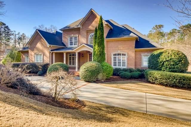 811 Oakton Pond Court, Marietta, GA 30064 (MLS #6849503) :: Path & Post Real Estate