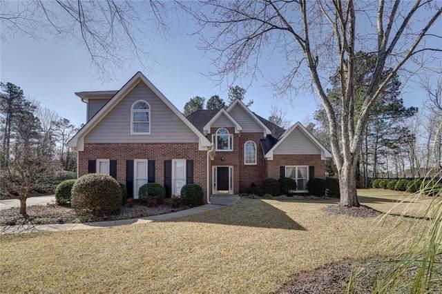 4861 Thornwood Drive, Covington, GA 30016 (MLS #6849505) :: AlpharettaZen Expert Home Advisors