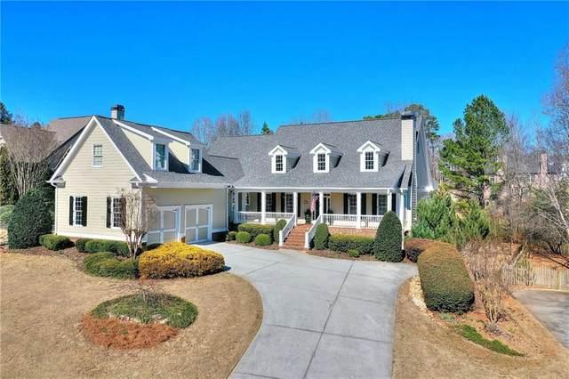 450 Lakeshore Drive, Monroe, GA 30655 (MLS #6849527) :: Todd Lemoine Team