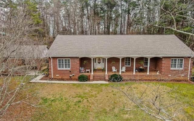 2638 Chatsworth Highway, Ellijay, GA 30540 (MLS #6849542) :: Scott Fine Homes at Keller Williams First Atlanta