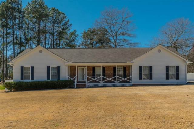 2341 Junes Court, Snellville, GA 30078 (MLS #6849547) :: Tonda Booker Real Estate Sales