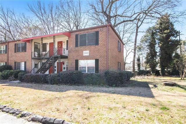 2411 Lawrenceville Highway #8, Decatur, GA 30033 (MLS #6849552) :: The Cowan Connection Team