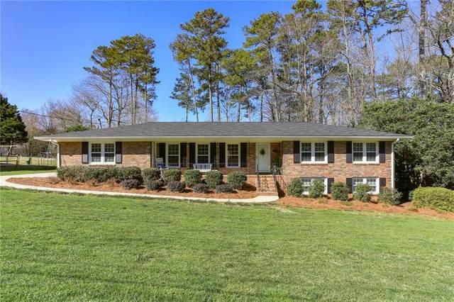 2838 Blackberry Lane, Marietta, GA 30068 (MLS #6849558) :: Kennesaw Life Real Estate