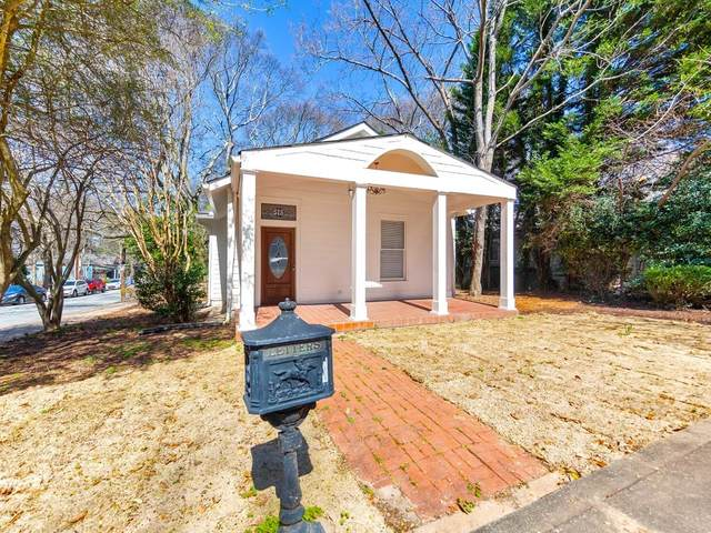 515 Calhoun Street NW, Atlanta, GA 30318 (MLS #6849589) :: The Cowan Connection Team