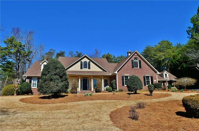 2320 Crystal Court, Gainesville, GA 30506 (MLS #6849592) :: Rock River Realty