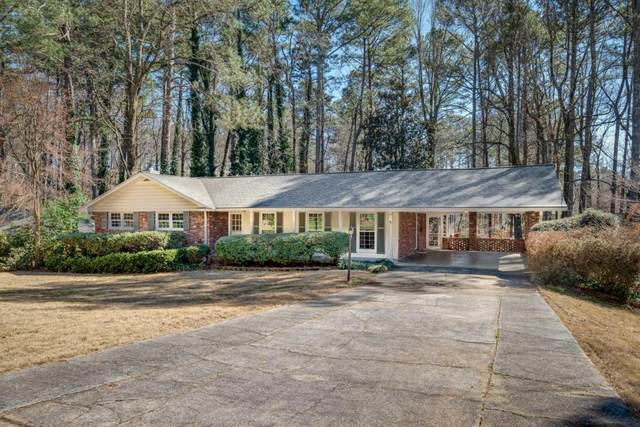 1909 Silvastone Drive, Decatur, GA 30033 (MLS #6849599) :: The Cowan Connection Team