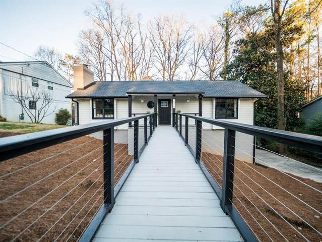 2519 Carolyn Drive SE, Smyrna, GA 30080 (MLS #6849609) :: Dillard and Company Realty Group